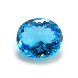 Blue Sapphire Corundum